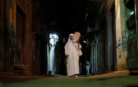 Amr Nabi Mideast Egypt Ramadan